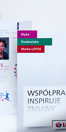 Zintegrowany Raport Roczny LOTOS 2012